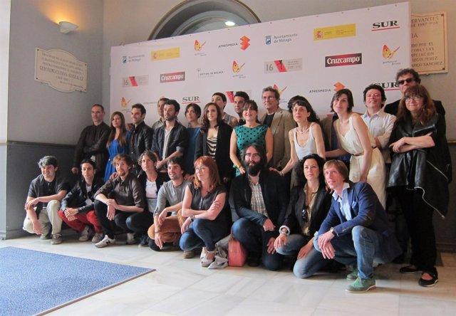 Foto premiados de la 16 edición del Festival de Cine de Málaga