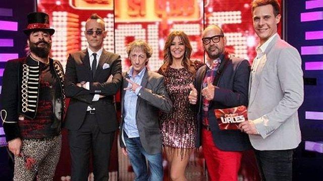 Programa 'Tú sí que vales', en Telecinco