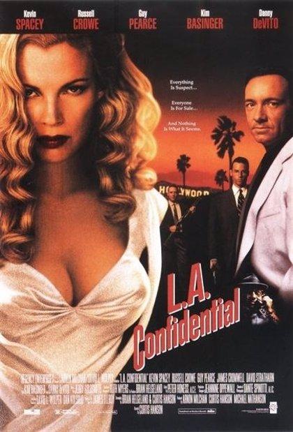 'L.A. Confidential' se convertirá en una serie de televisión