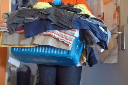 Las tareas domésticas en los más jóvenes