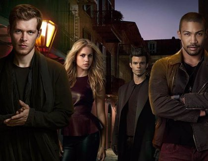 Luz verde para 'The Originals'