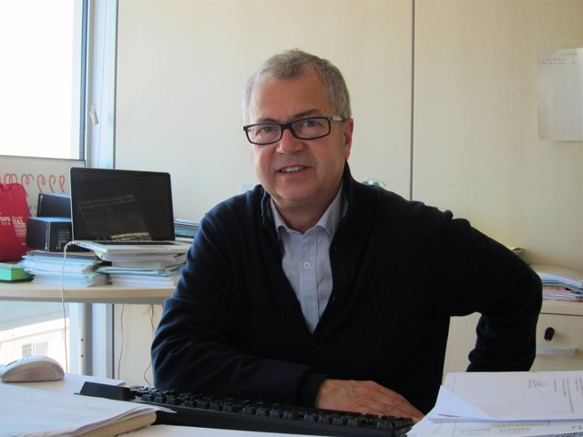 El subdirector general de Drogodependencias de la Conselleria de Salud, J.Colom