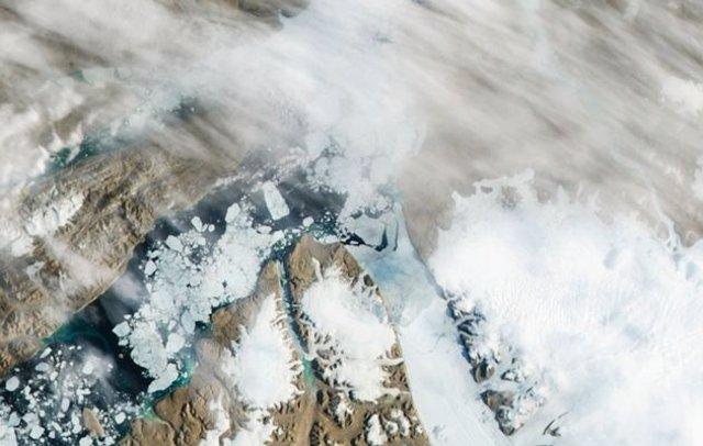 La temperatura de la tierra siguió aumentando en 2012