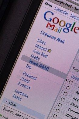 Pantallazo Gmail