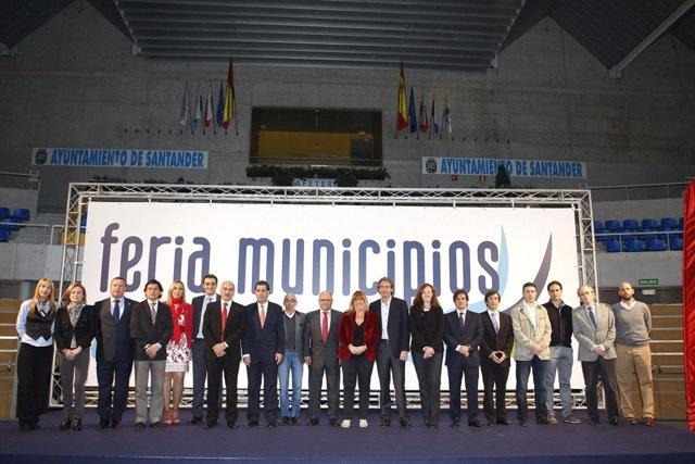Inauguración de la II Feria de Municipios