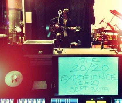 Justin Timberlake: segunda parte de 'The 20/20 experience' en septiembre