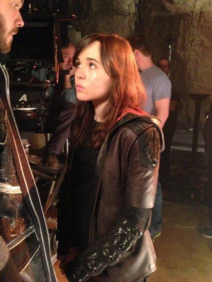 Ellen Page en 'X-Men: Days of Future Past': su primera imagen