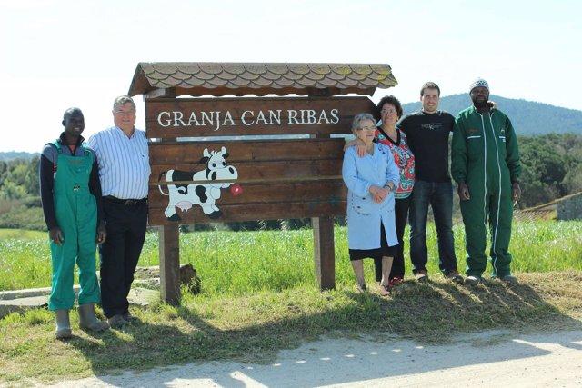 Agro danone reconoce a una granja catalana y una for El tiempo en macanet de la selva