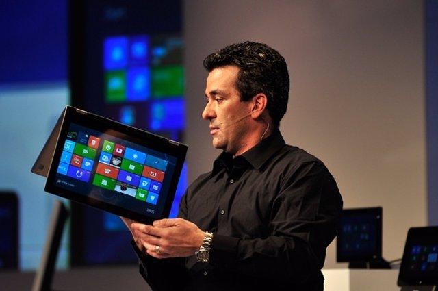 Ejemplo Windows 8