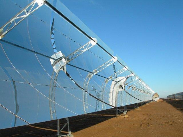 Instalaciones Termosolares De FCC Energía