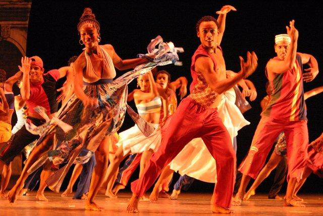 Ballet Folklórico Nacional de Cuba
