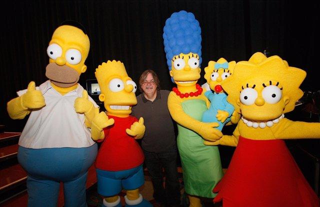 Matt Groening creador de Los Simpson