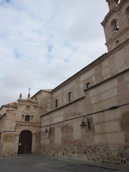 Convento de San Eugenio, Mora
