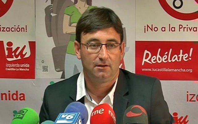 Martínez en rueda de prensa