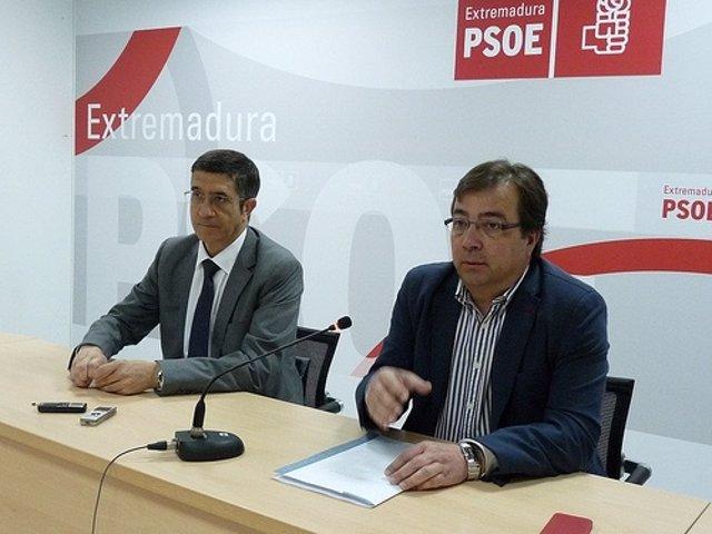 Vara y Patxi López