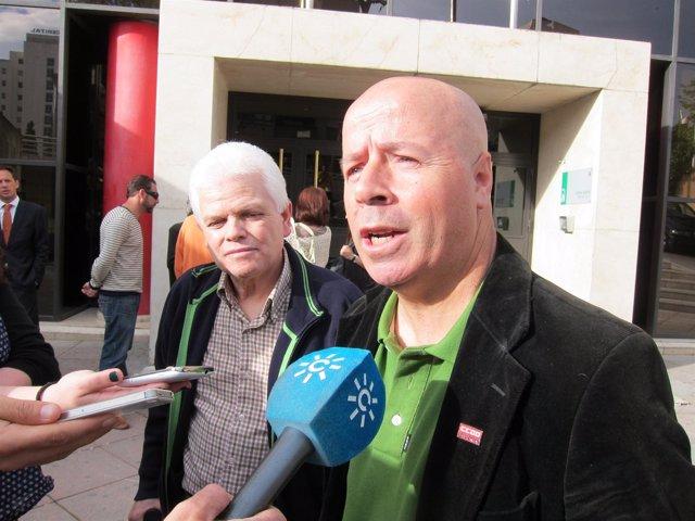 Juicio por obrero accidente en la A-7 en Almuñécar