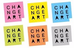 Cartel de la iniciativa Change Art