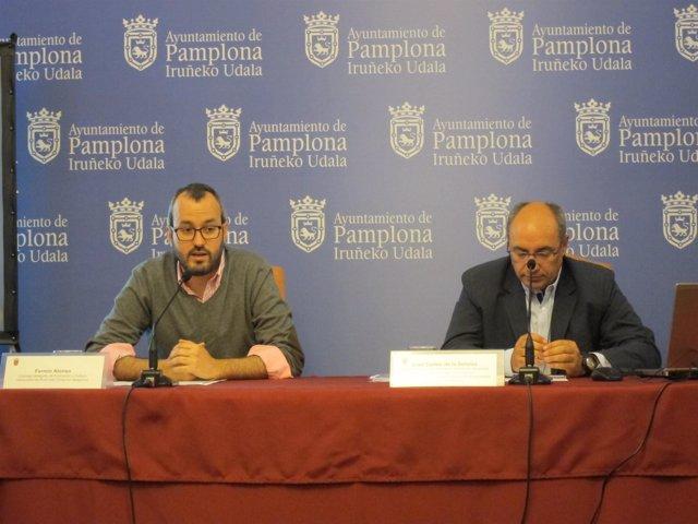 Fermín Alonso y José Carlos de la Dehesa.