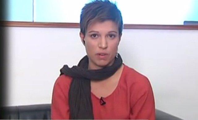 Beatriz Talegón en La Sexta Noche