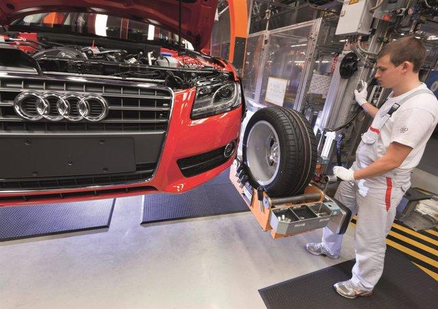 Recurso de Audi