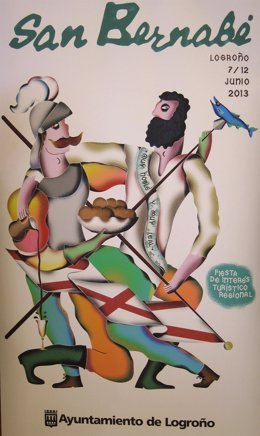 Cartel de San Bernabé 2013