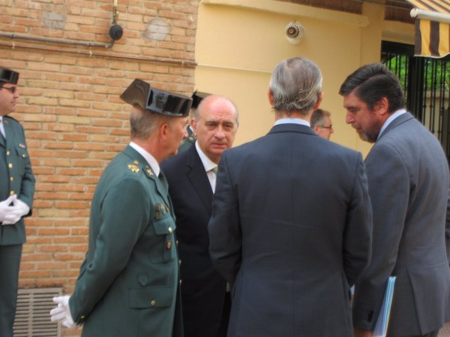 Ministro de Interior, Jorge Fernández Díaz