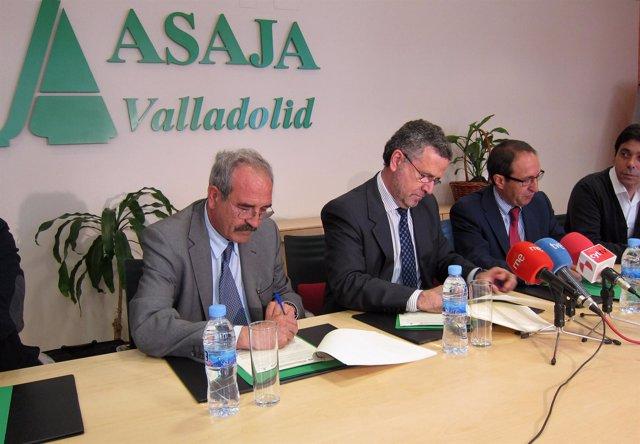 Asaja, Michelin y Euromaster firman un acuerdo de colaboración