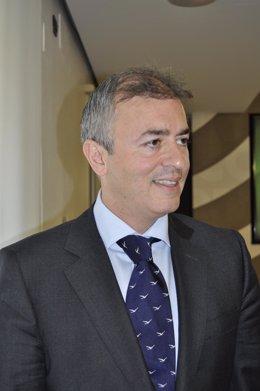 El diputado autonómico Javier Campoy