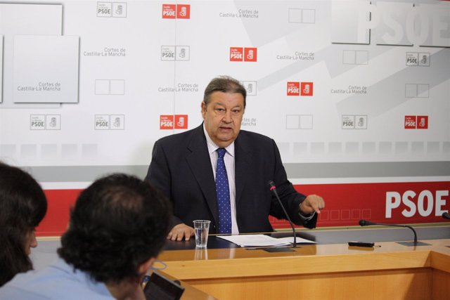 Fernández Vaquero en rueda de prensa