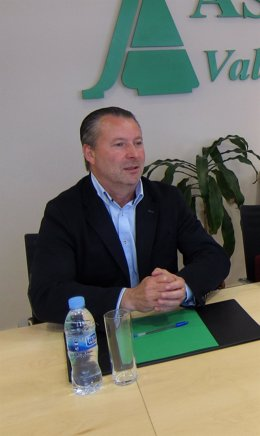 El presidente de Asaja en Castilla y León, Donaciano Dujo