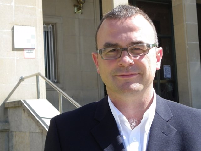 El director del Josep Trueta de Girona, Antoni Juan Pastor