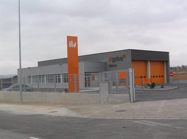 Estación De ITV De La Almunia De Doña Godina (Zaragoza)