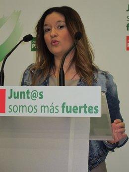 Verónica Pérez (PSOE-A)
