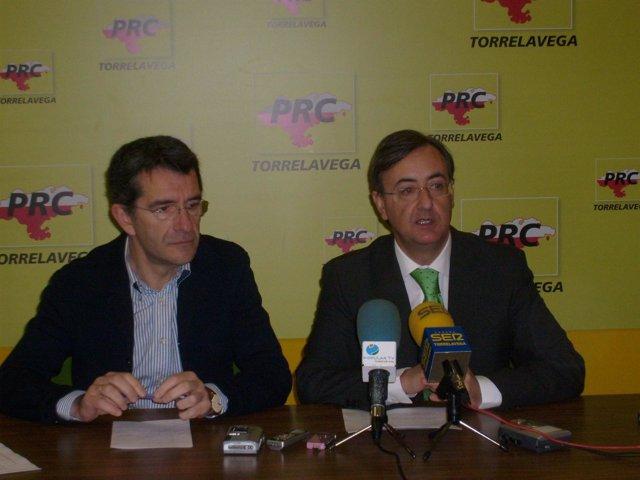 García Carmona y Pérez Noriega