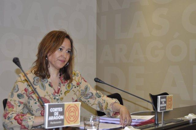 La diputada autonómica Mayte Pérez