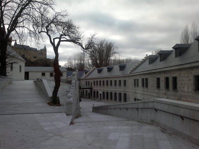 Casa de la Moneda de Segovia.