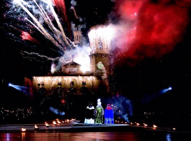 Cabalgata De Los Reyes Magos De Alcoy