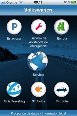 Volkswagen App Service