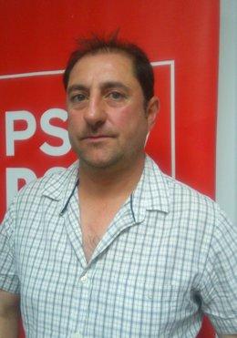 El concejal socialista de Alzira Carlos Rosell