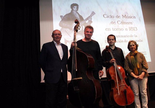 Diputación organiza un ciclo de música por su bicentenario