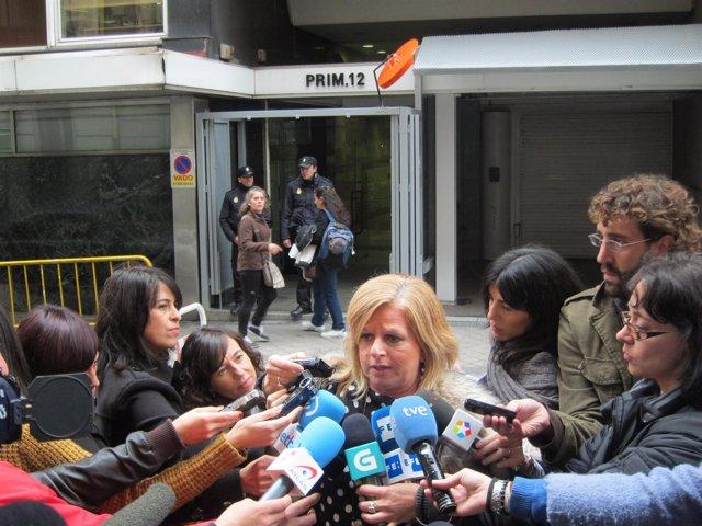 Consuelo Ordóñez, portavoz de Covite