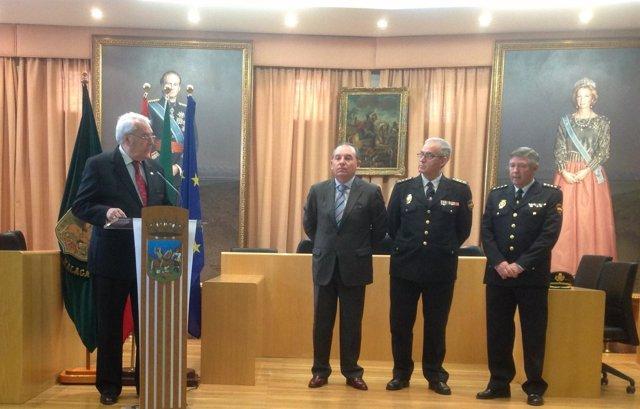 Nuevo comisario de la Policía Nacional de Vélez-Málaga
