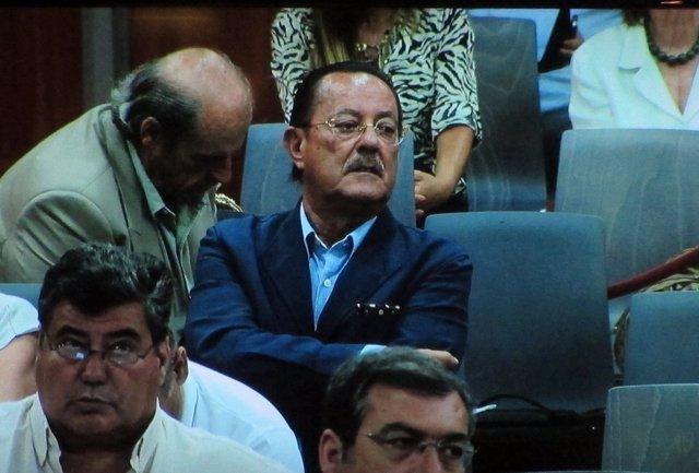 Julián Muñoz en el juicio del caso 'Malaya'