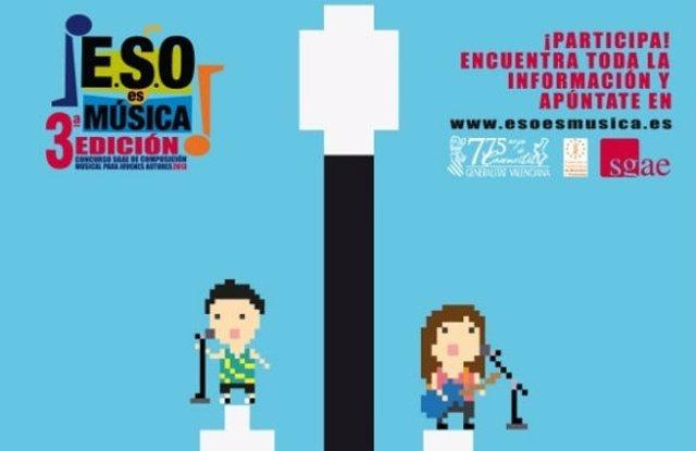 E.S.O. Es Música busca jóvenes compositores en la Comunitat
