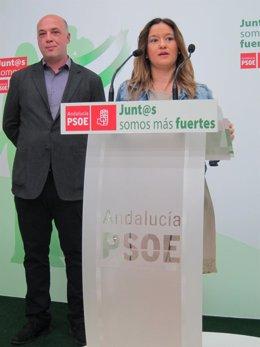 Verónica Pérez y Antonio Ruiz