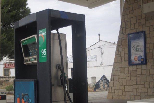 Surtidor, Gasolina, Diesel, Precios