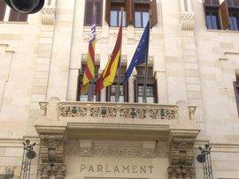 El Parlament rechaza las enmiendas a la totalidad presentadas por la oposición al Proyecto de Ley Audiovisual