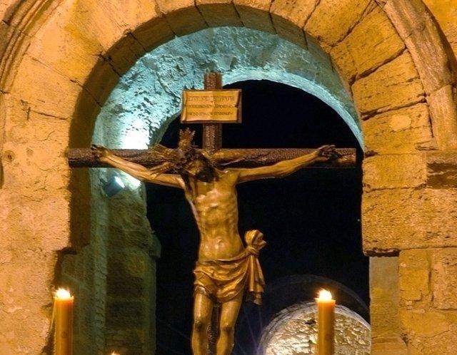Imagen de la Semana Santa de Carmona