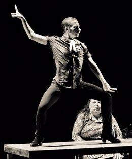 Israel Galván imparte en Valencia una clase magistral de coreografía