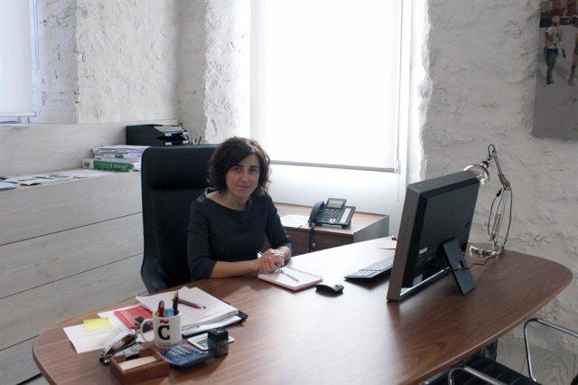Tatiana Alvarez Careaga, directora general de la Fundación Comillas